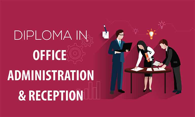 Office administration reception training course with diploma global edulink uk - Office administration course ...