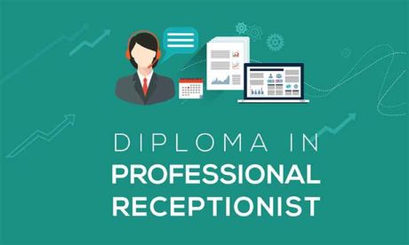Diploma in Receptionist