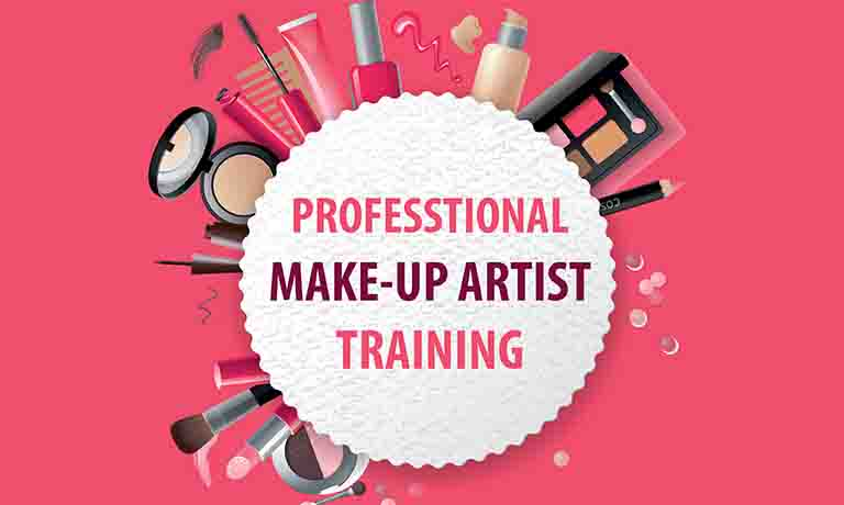 Professional Make Up Artist Training Become Highly Paid Makeup Artist