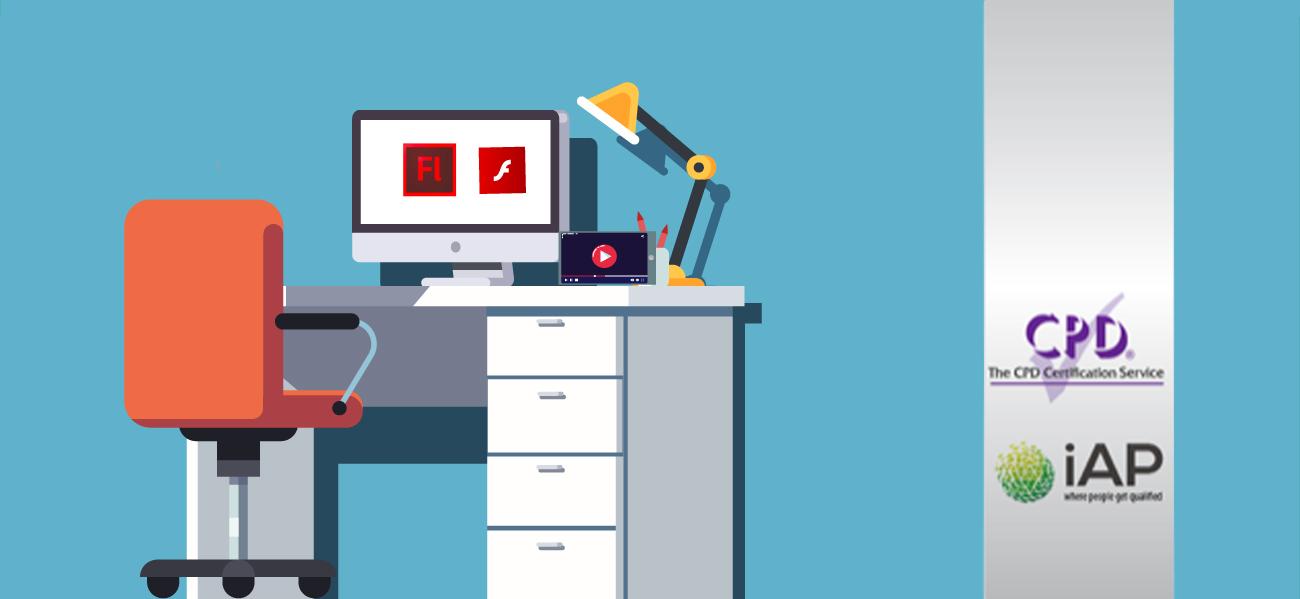 Adobe Flash (Professional CC) Training Course - Global Edulink