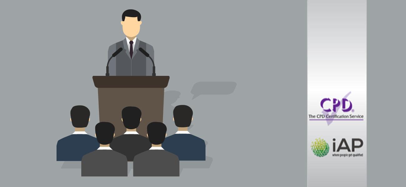 Public Speaking Essential Training