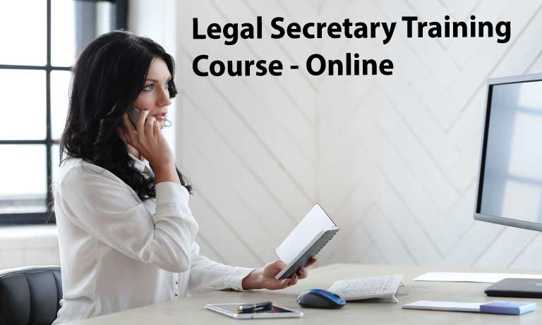 how to become a legal secretary uk