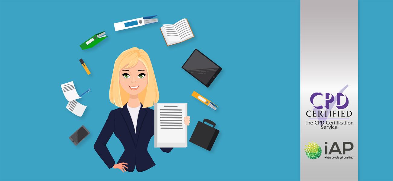 Office Admin, Secretarial & PA Training