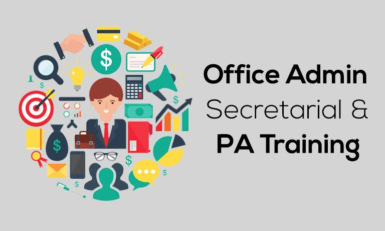 Office admin secretarial pa training with cpd accredited certificate - Office administration course ...