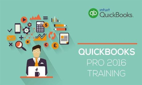 QuickBooks Pro 2016 Training