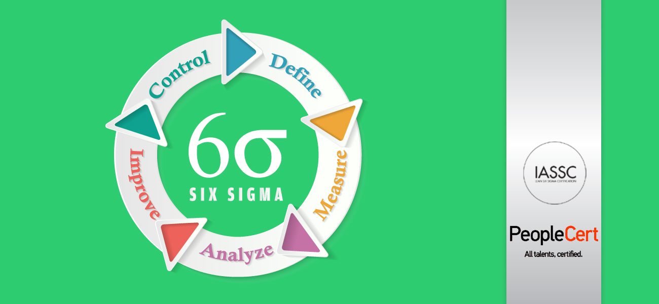 Iassc Lean Six Sigma Green Belt Training Course With Certification In Uk
