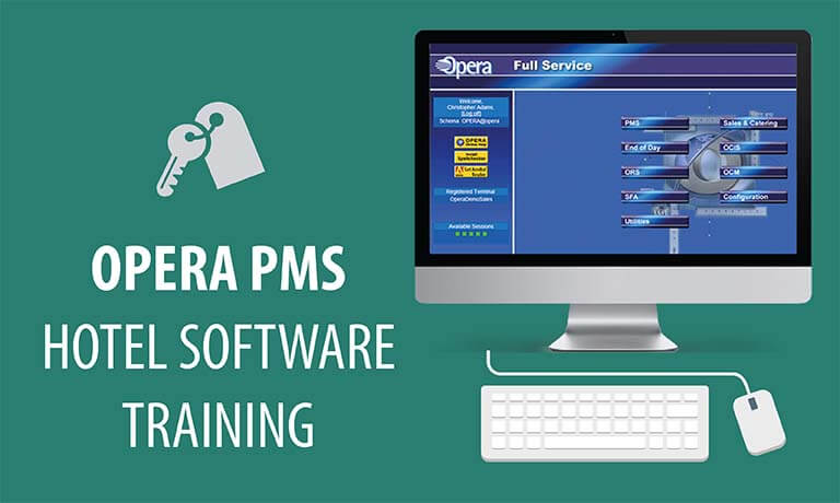 Opera PMS Hotel Software Training – Global Edulink