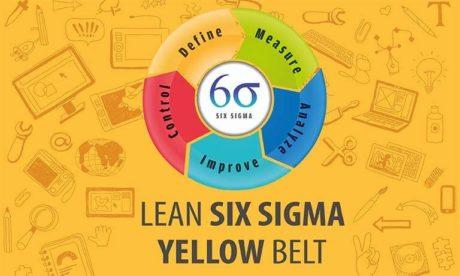 Six Sigma YELLOW