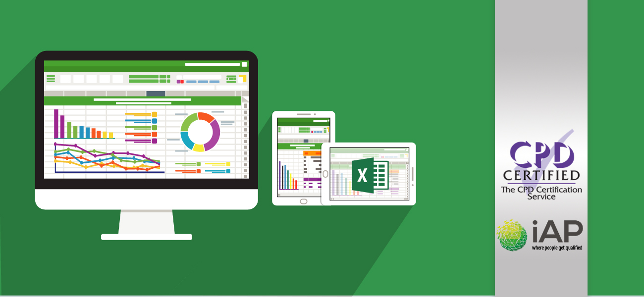 Advanced Microsoft Excel 2016 Training Course With Online Certification