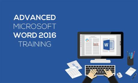 Advanced Word 2016