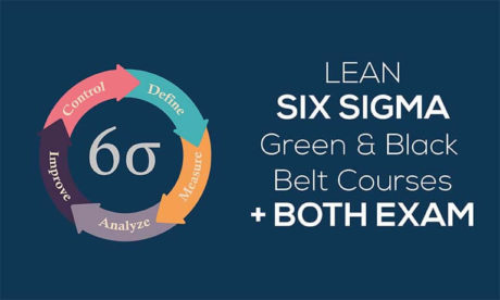 IASSC Lean Six Sigma Green & Black Belt Courses + Both Official Exams