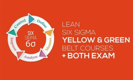 IASSC Lean Six Sigma Yellow & Green Belt Courses Bundle + Both Official Exams