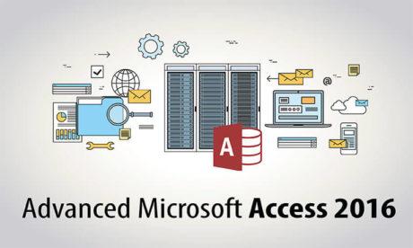 Microsoft ACCESS 2016 Advanced Training