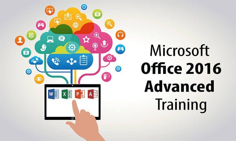 Advanced Microsoft Office 2016 Training Course With Online Certification