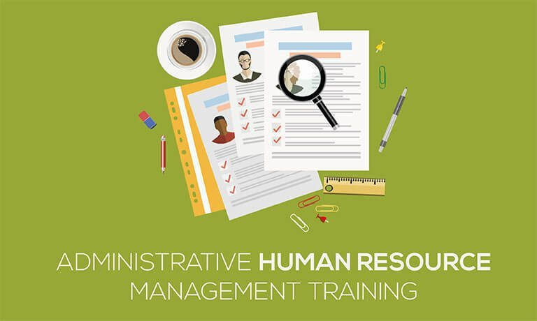 Administrative Human Resource Management Course With Online