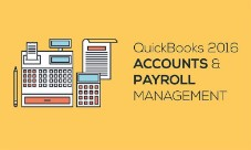 QuickBooks 2016 - Accounts and Payroll Management