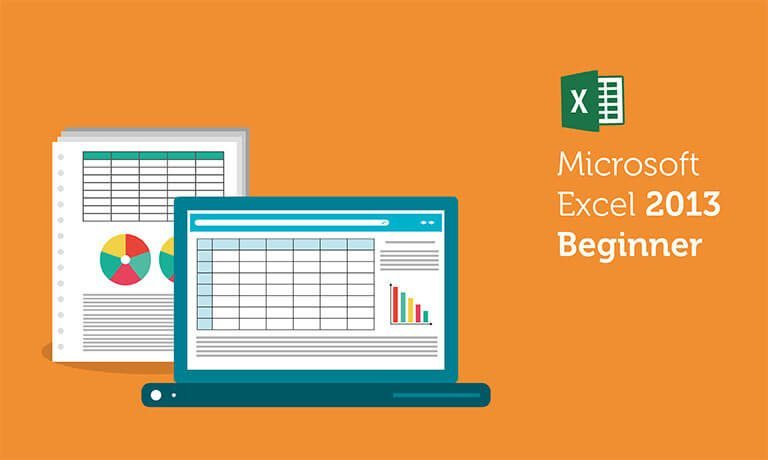 microsoft excel 2013 beginner training course with online