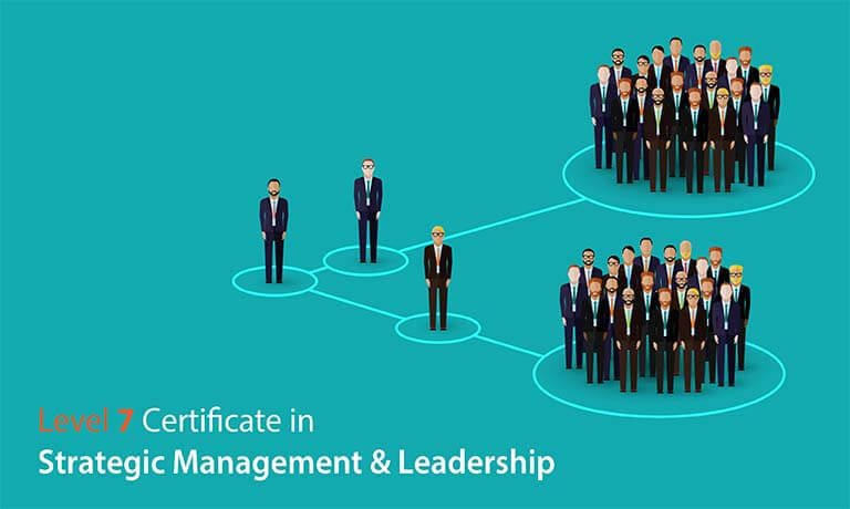diploma in strategic management and leadership An extended diploma in strategic management & leadership is constructed of  nine unites which when studied will take between 12 - 18 months to complete.