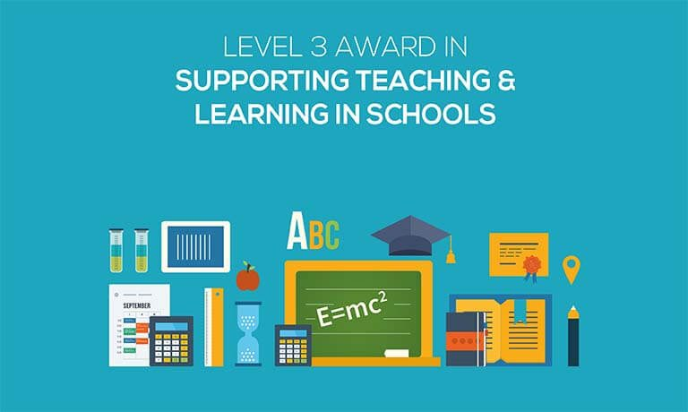 level 3 diploma in supporting teaching Specialist support for teaching & learning in schools level 3 diploma ncfe (qcf) what's involved if you work in schools supporting teaching and learning, then this course is for you it is ideal.