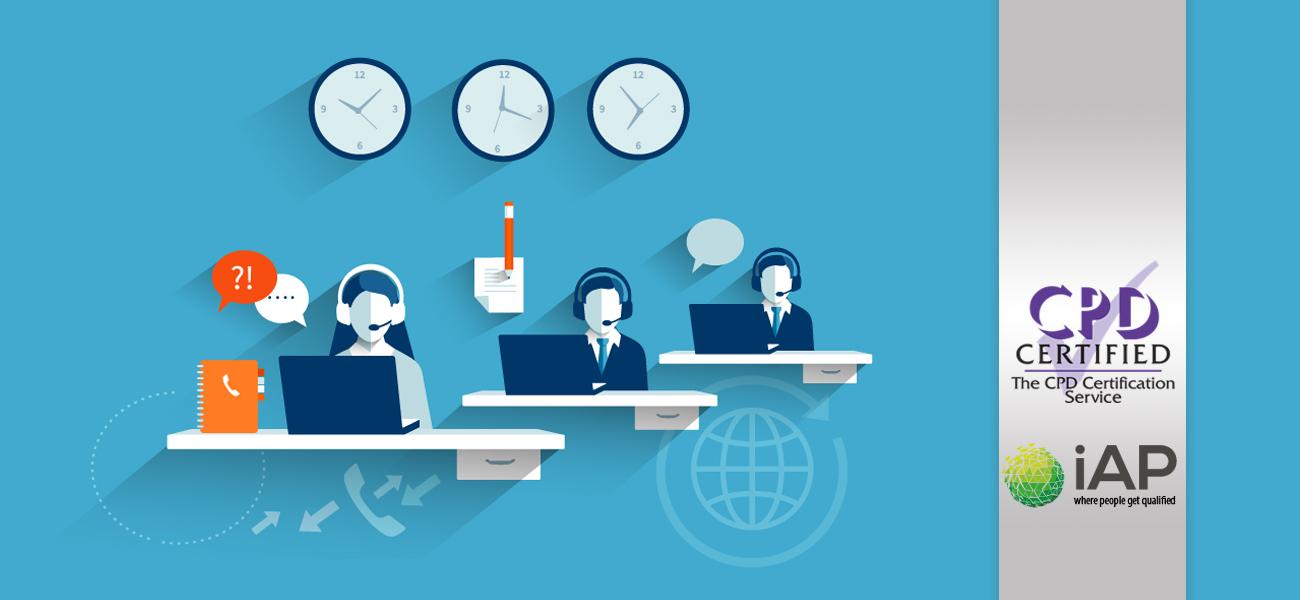 Certificate in Call Centre Success