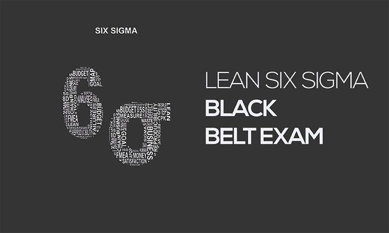 Lean Six Sigma Black Belt Exam | IASSC Certified Black Belt (ICBB) Exam