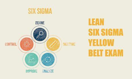 Lean-Six-Sigma-YELLOW-Belt-Exam