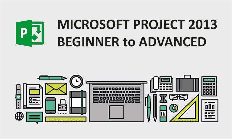 MICROSOFT-PROJECT-2013-BEGINNER-TO-ADVANCED