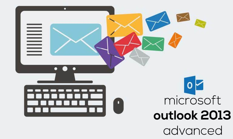 Microsoft Outlook 2013 Advanced Training Course With Online