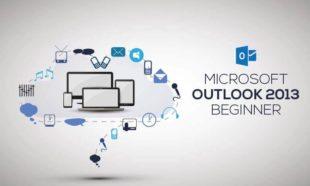 Microsoft outlook 2013 - BEGINNER
