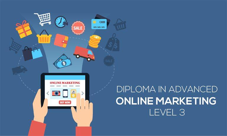 Diploma Advanced Online Marketing Level 3