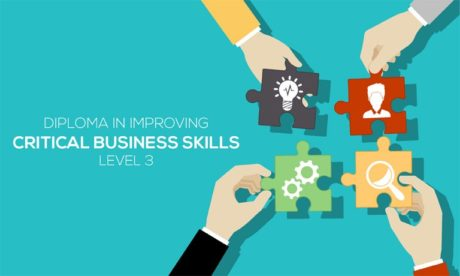 Diploma in Improving Critical Business Skills Level 3