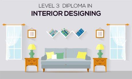 Diploma in Interior Designing Level 3-min