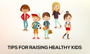 Tips for Raising Healthy Kids