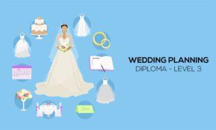 Wedding Planning Diploma - Level 3-min