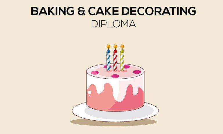 BAKING & CAKE DECORATING DIPLOMA