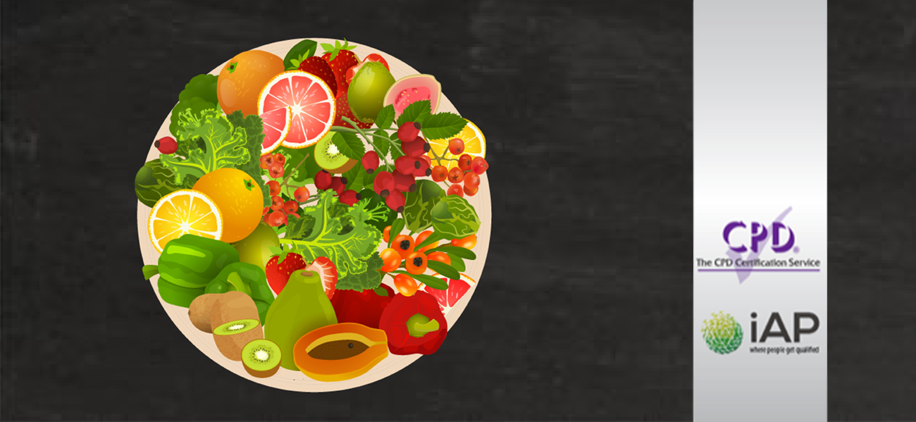 Diploma in Nutrition Science – Level 3