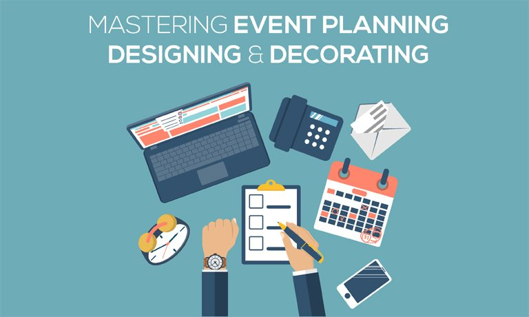 Mastering Event Planning Designing And Decorating Training Course
