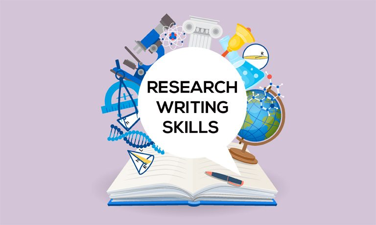 research papers writing skills Dissemination is a crucial part of the research and writing skills development process it is the ability to present the ideas and conclusions from the research it requires the ability to explain the methods, aims and motives of the research.