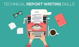 Technical Report Writing Skills