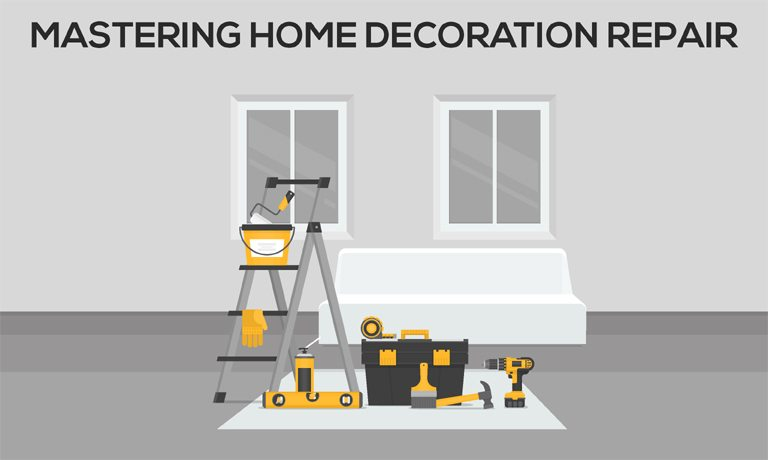 Mastering home decoration repair global edulink - Home decoration courses decoration ...