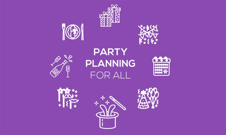 party planning for all training course with online certification