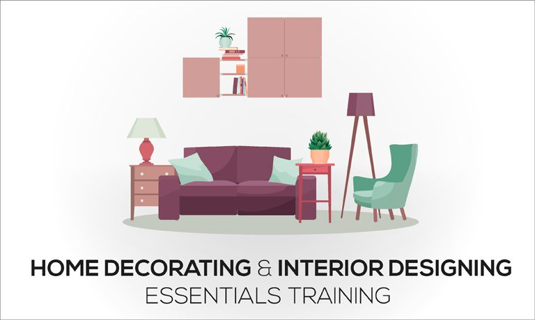 Home decorating and interior designing essentials training global edulink - Home decoration courses decoration ...