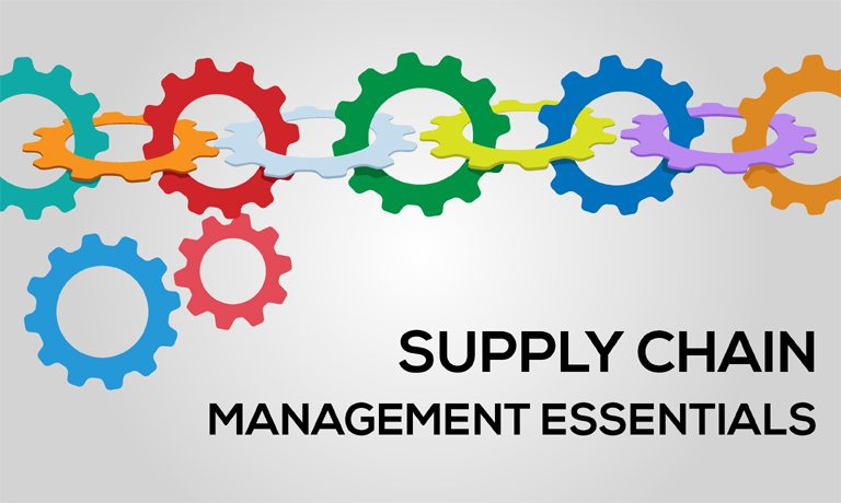 Supply Chain Management Essentials Course With Online Certification