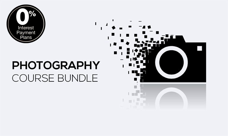 Photography Course Bundle Training Course with Online Certification