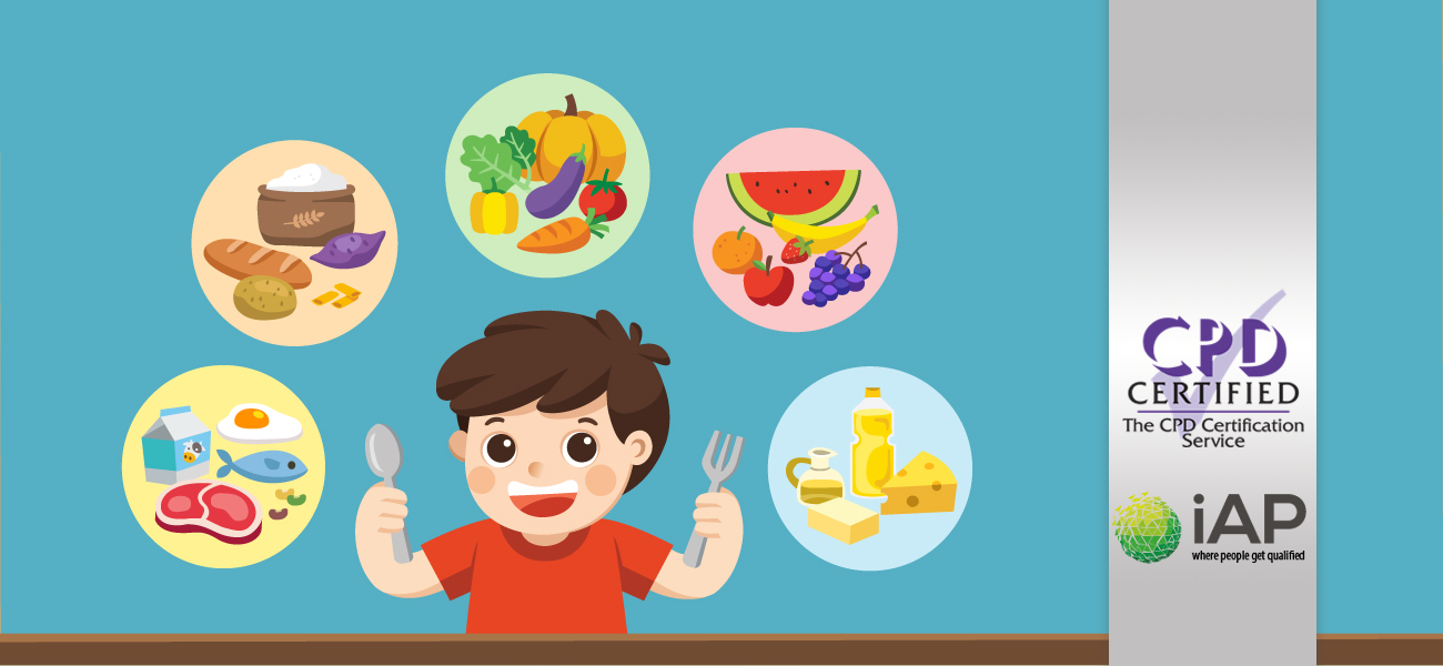 Mastering Childcare with Nutrition