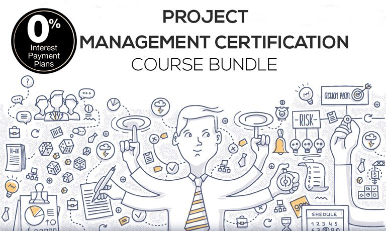 Project Management Certification Course Bundle With Online Certification
