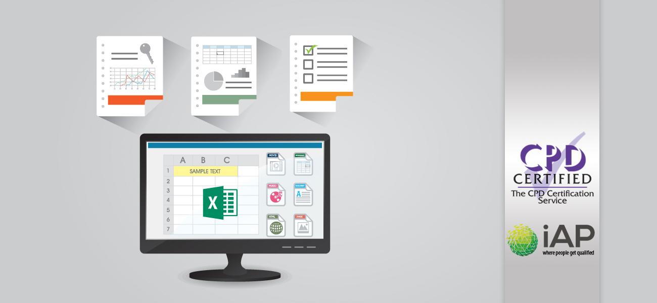 Microsoft Excel 2016 Beginner