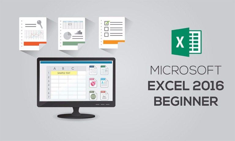 Microsoft Excel 2016 Beginner copy