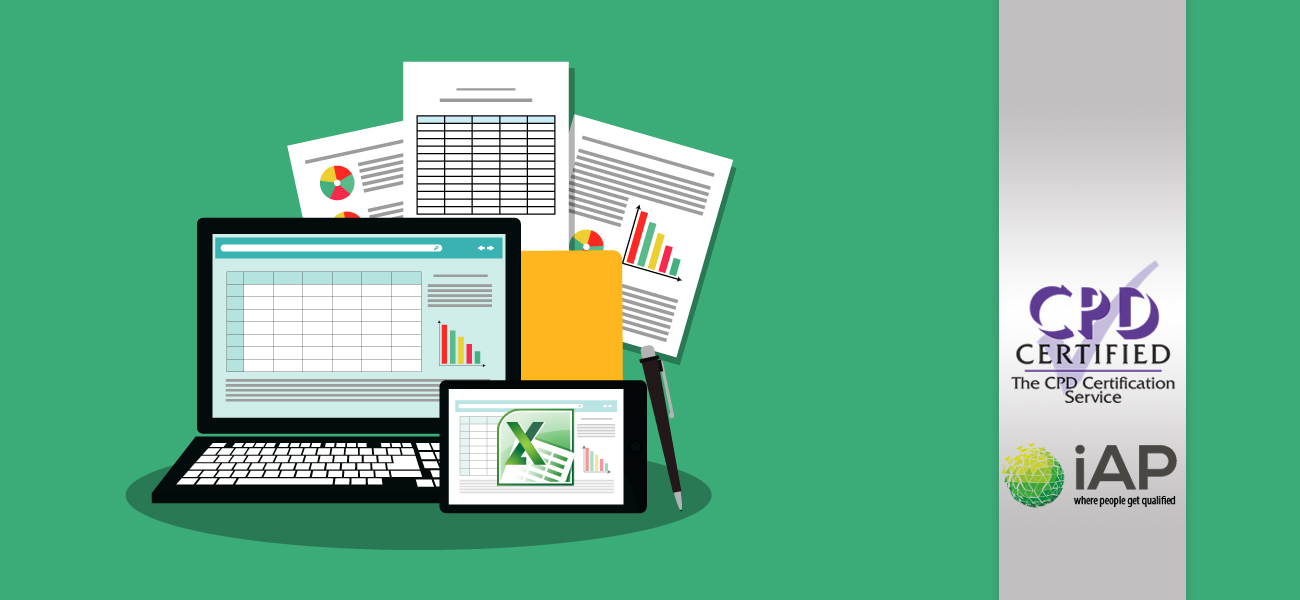 Microsoft Excel 2010 Advanced Training Course With Online Certification