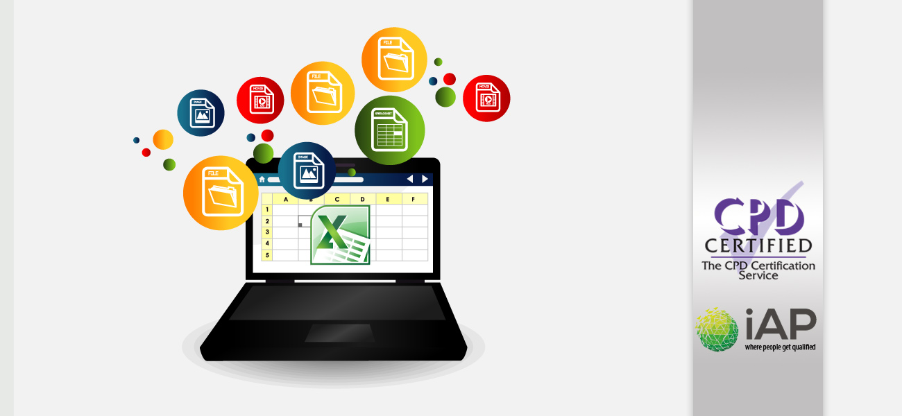 Microsoft Excel 2010 Intermediate Training Course With Online